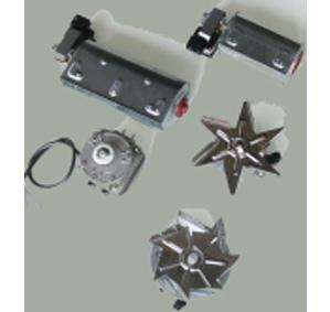 Motori elettrici a poli schermati