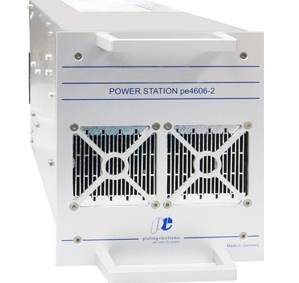 Raddrizzatori di corrente e generatori di corrente pulsata serie PE